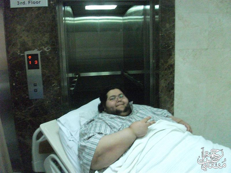 الهروب (بإستئذان) لماجد ورنا المستشفى5