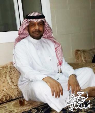 لقاء الاستاذ نجيب حسين الدحيم