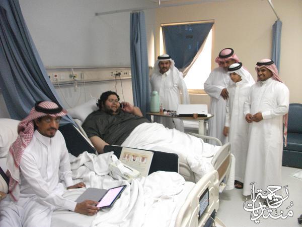الهروب الكبير لماجد ورنا المستشفى3