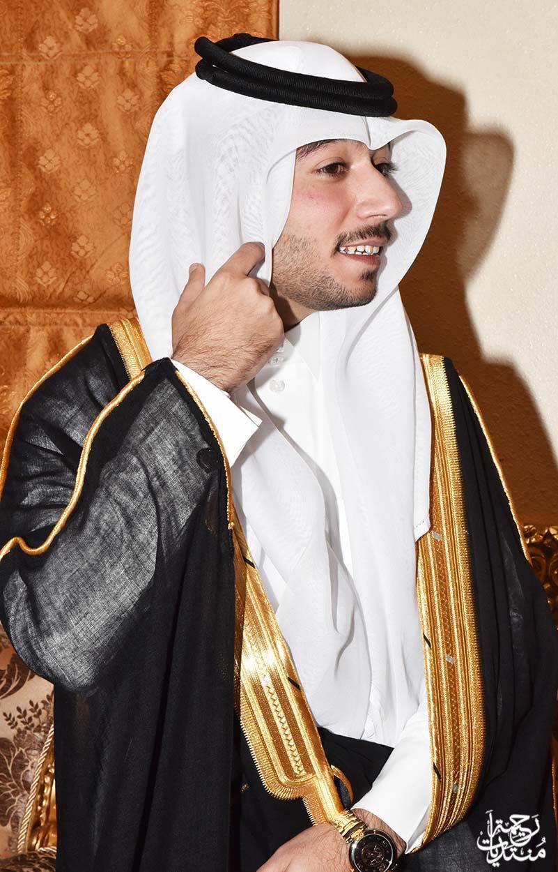 بالصور زواج الشاب أحمد يعقوب