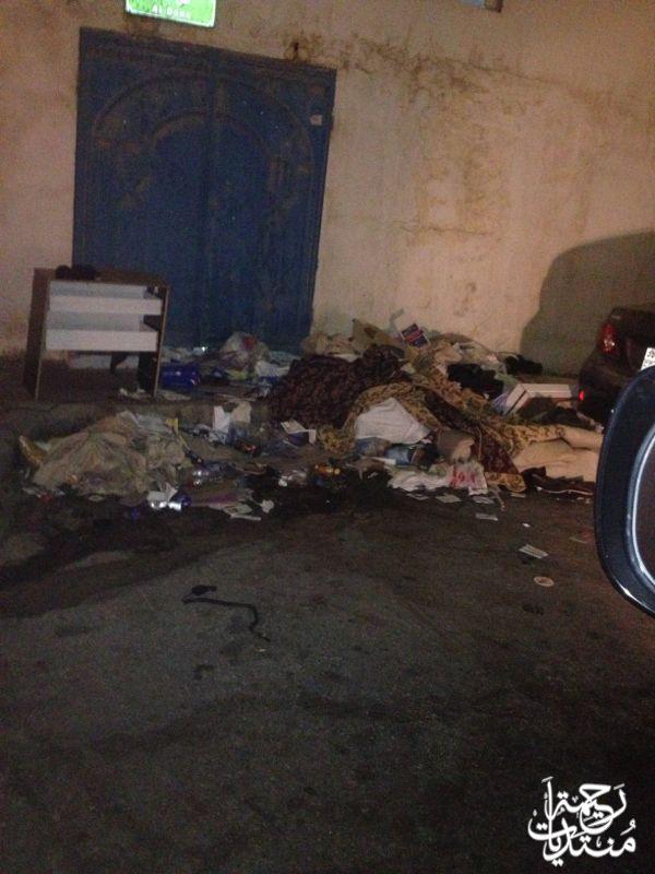 لقسم النظافه بلدية تنورة