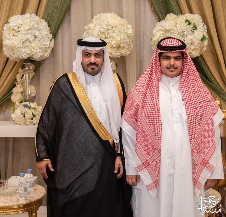 بالصور زواج احمد محمد الشبرمي