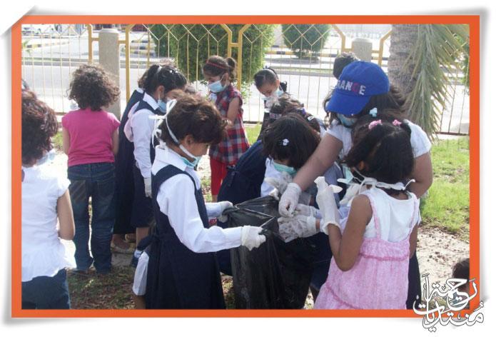 فعاليات روضة دوحة الطفل الاهلية