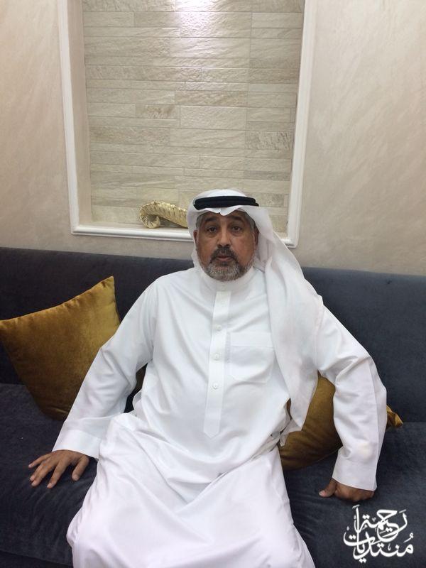 لقاء محمد إبراهيم الأنصاري
